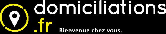 logo blanc domiciliations.fr